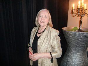 Ludmila Meyer-Babkina - Leiterin des Theaterstudios