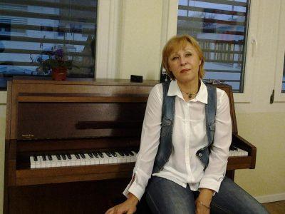 Larissa Hugentobler -  Direktorin des Ma-Mu-T- Center